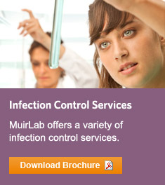 Infection Control Services Brochure