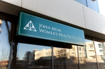 Womens Health Center sign