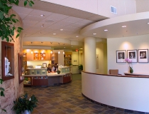 Women's Health Center Lobby