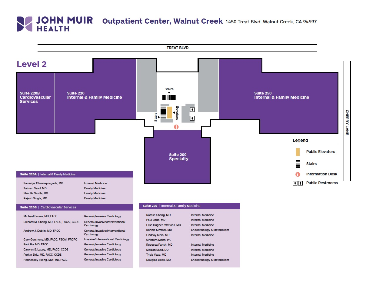 Outpatient Center Walnut Creek